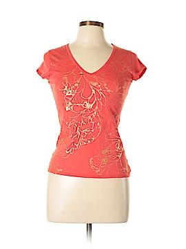 Elie Tahari Short Sleeve T-Shirt Size XS