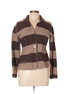 Harve Benard Wool Cardigan Size L