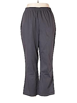 D&Co. Khakis Size 1X (Plus)