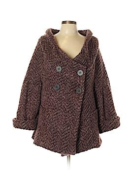 Zara Basic Coat Size XL