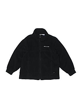 Columbia Fleece Jacket Size 6 - 7