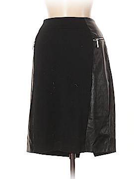 MICHAEL Michael Kors Faux Leather Skirt Size M