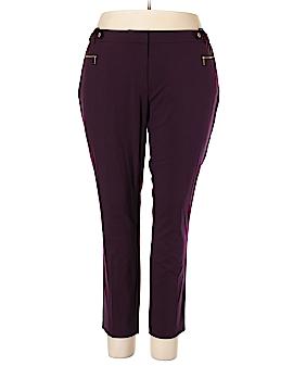 Calvin Klein Casual Pants Size 18W (Plus)