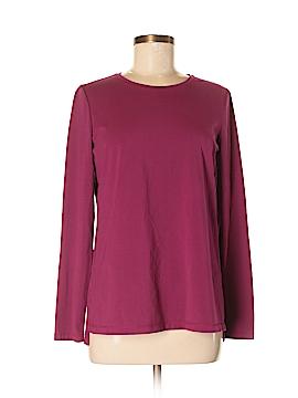 Lafayette 148 New York Long Sleeve T-Shirt Size M