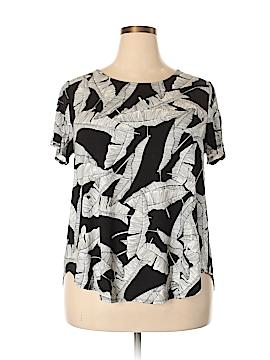 Alfani Short Sleeve T-Shirt Size 2X (Plus)