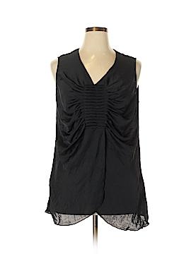 Simply Vera Vera Wang Sleeveless Blouse Size XL