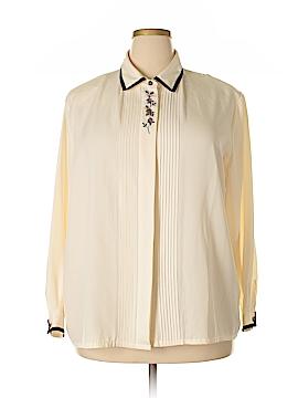 Koret Long Sleeve Blouse Size 18W (Plus)