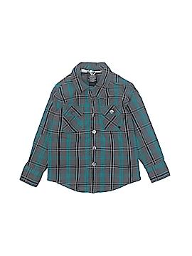 Shaun White Long Sleeve Button-Down Shirt Size 3T