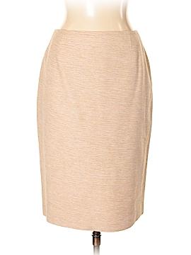 Liz Claiborne Collection Silk Skirt Size 10