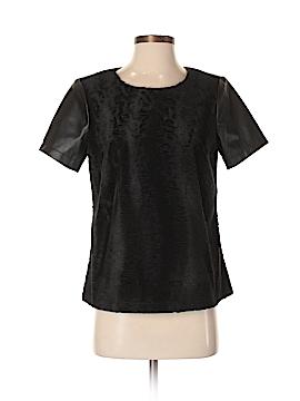 G by Giuliana Rancic Short Sleeve Blouse Size 4
