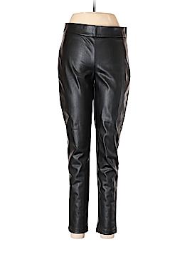 Ann Taylor Faux Leather Pants Size 6