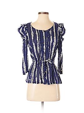 We Love Vera 3/4 Sleeve Blouse Size 0