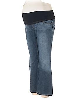 Indigo Blue Jeans Size P (Maternity)