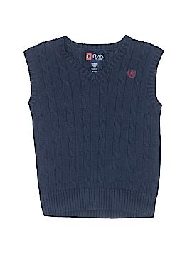 Chaps Sweater Vest Size 8 - 10