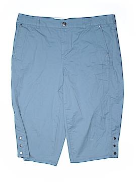 Style&Co Khaki Shorts Size 16