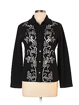 Jones New York Collection Wool Cardigan Size M (Petite)