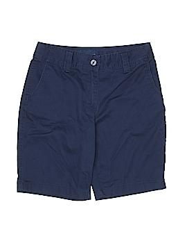 Basic Editions Khaki Shorts Size 4