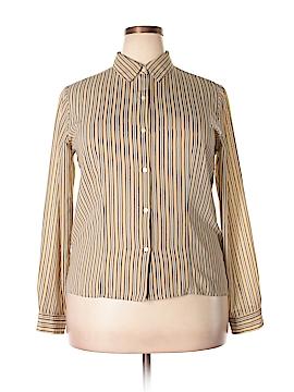 Covington Outlet Long Sleeve Blouse Size XL
