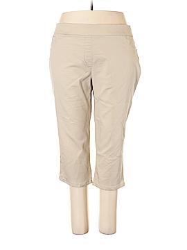 JM Collection Casual Pants Size 24 (Plus)