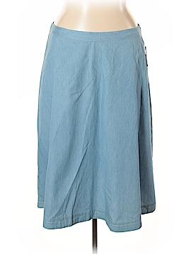 Karen Scott Casual Skirt Size 1X (Plus)