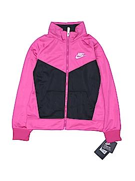 Nike Track Jacket Size 6X - Lg