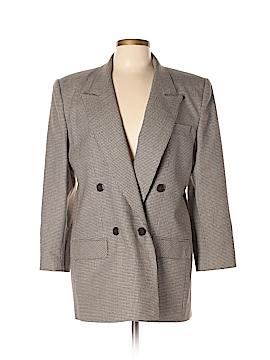 Giorgio Sant'Angelo Wool Blazer Size 12