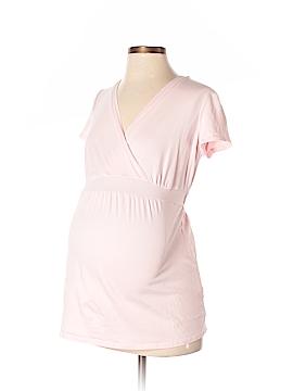 Motherhood Short Sleeve Top Size S (Maternity)