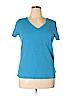 Joe Fresh Women Short Sleeve T-Shirt Size XL