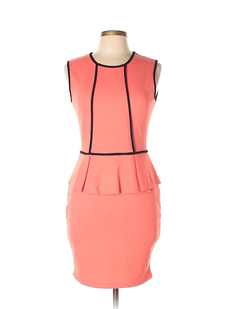 Soprano Women Casual Dress Size L