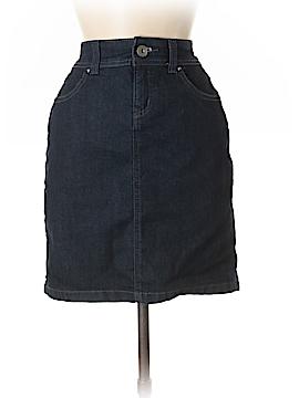 Relativity Denim Skirt Size 4 (Petite)