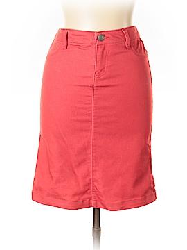 Style&Co Denim Skirt Size 6 (Petite)