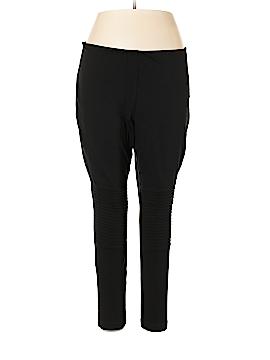 Lysse Leather Pants Size 3X (Plus)