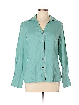 Tyler Boe Long Sleeve Button-Down Shirt Size 10