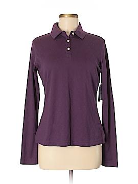 Lady Hagen Long Sleeve Polo Size M