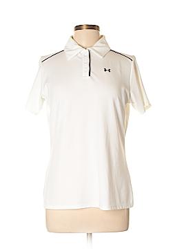 Under Armour Short Sleeve Polo Size L