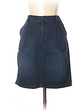 Liz Claiborne Denim Skirt Size 12