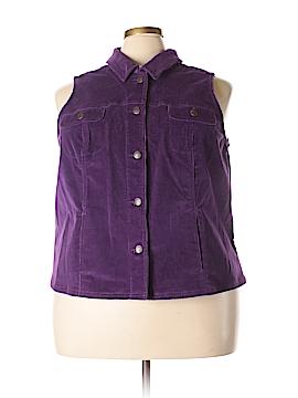 D&Co. Vest Size 2X (Plus)