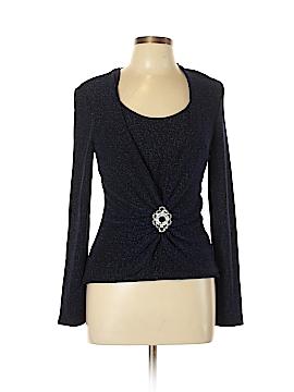 Blu Sage Long Sleeve Top Size L