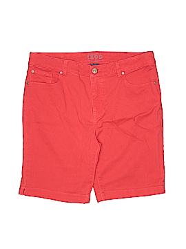 IZOD Denim Shorts Size 12