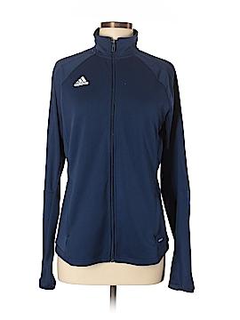 Adidas Track Jacket Size Med(12-14)