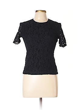 BCBG Paris Short Sleeve Top Size L
