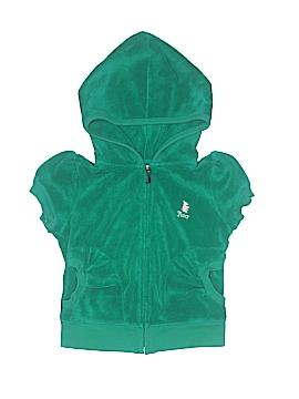 Juicy Couture Zip Up Hoodie Size 4
