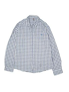 Seventy Seven Long Sleeve Button-Down Shirt Size 14