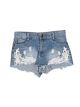 Boohoo Boutique Denim Shorts Size 6