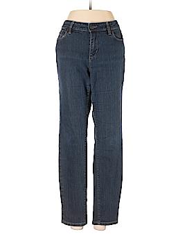 Ann Taylor LOFT Outlet Jeans Size 12 (Petite)