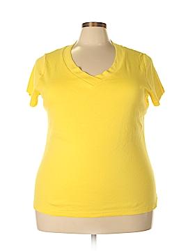 St. John's Bay Short Sleeve T-Shirt Size 2X (Plus)