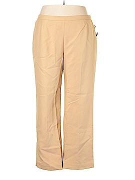 Le Suit Dress Pants Size 20W (Plus)