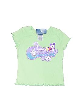 Disney Short Sleeve Top Size 4T