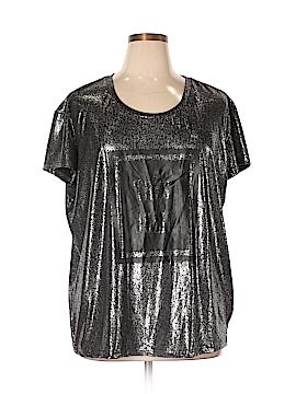 JunaRose Short Sleeve T-Shirt Size 0X (Plus)