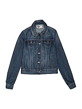 SO Denim Jacket Size X-Small (Youth)